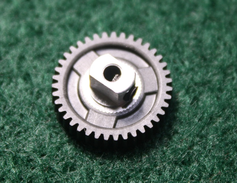 Slick 7 39 Tooth, 64 Pitch 2° Angle Spur Gear