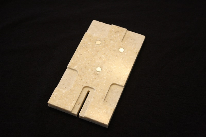 Jaxon Solid Surface Setup Block with Neo Magnets