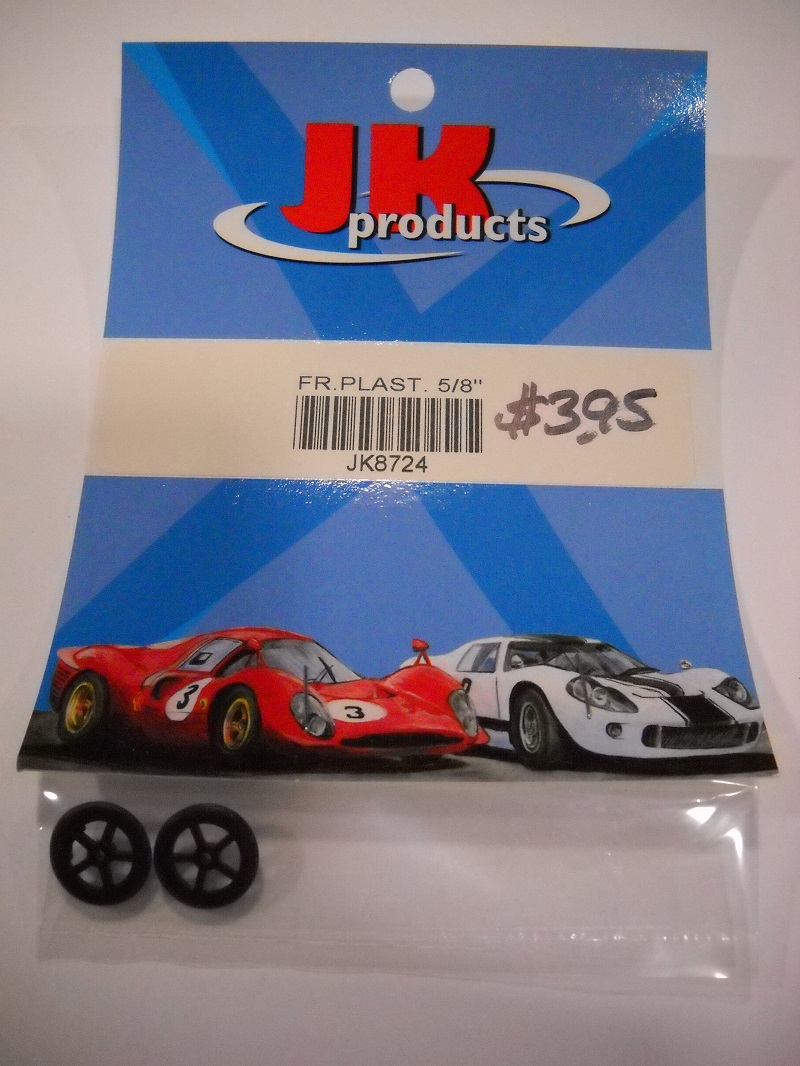 JK 5/8 Front Wheels [JK8724] - $3 95 : Slot Cars Store, What you